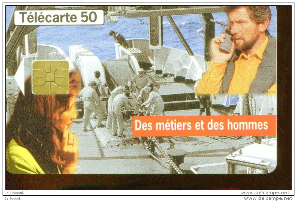 F720 METIERS ET DES HOMMES PLEUMEUR 11  50U - France