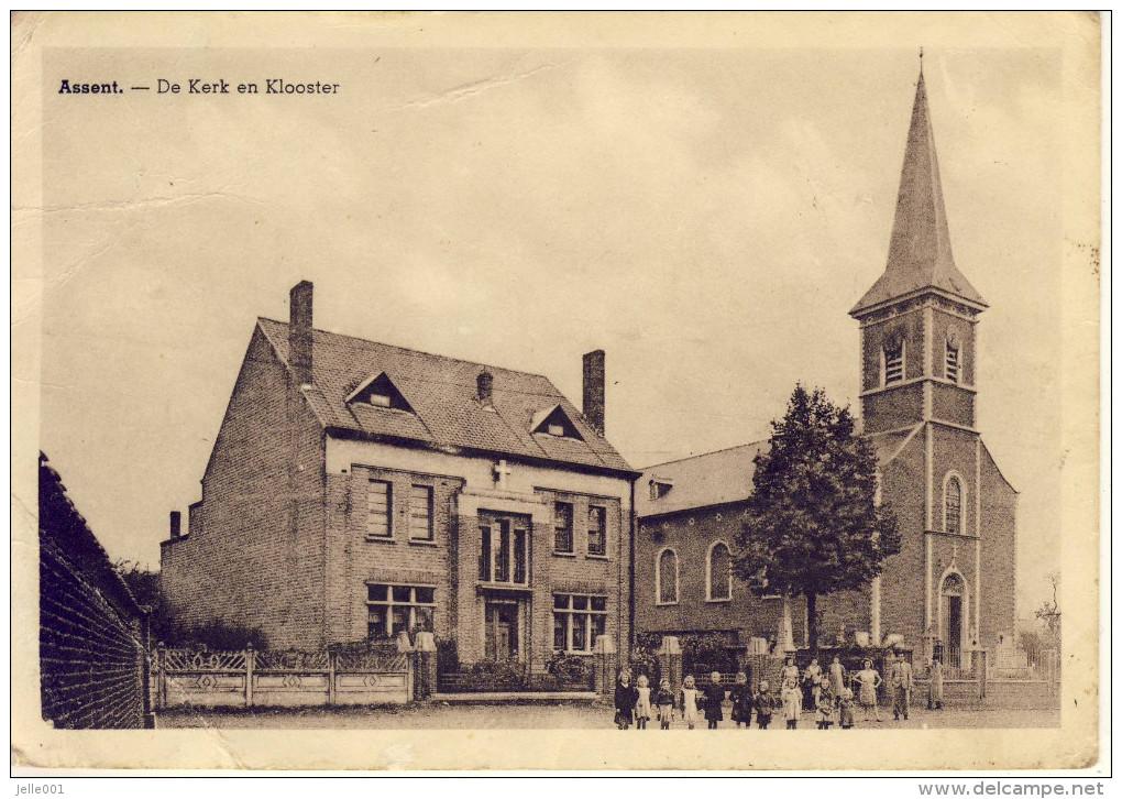Assent Bekkevoort De Kerk En Klooster - Bekkevoort