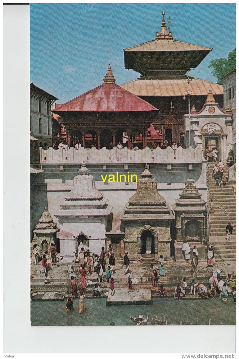 Kathmandu Temple Of Pasupati - Nepal
