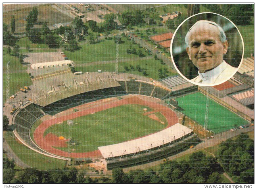 The Visit To England Of HH Pope JPII PPC - Popes