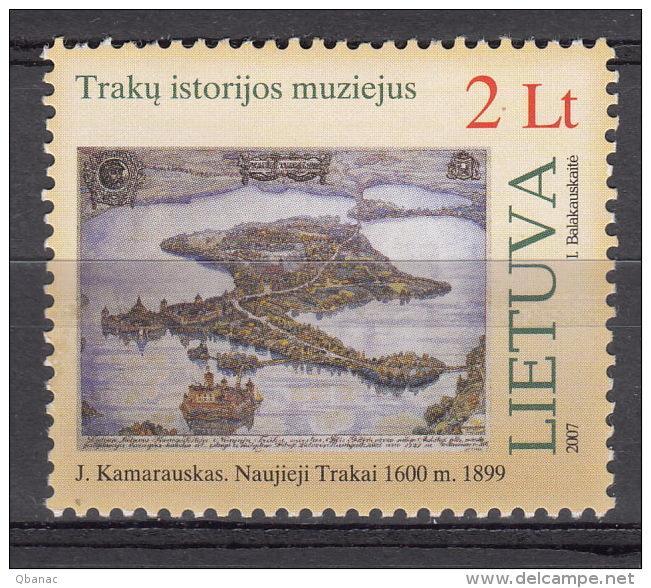 Lithuania Litauen 2007 Mi#941 Mint Never Hinged - Lithuania