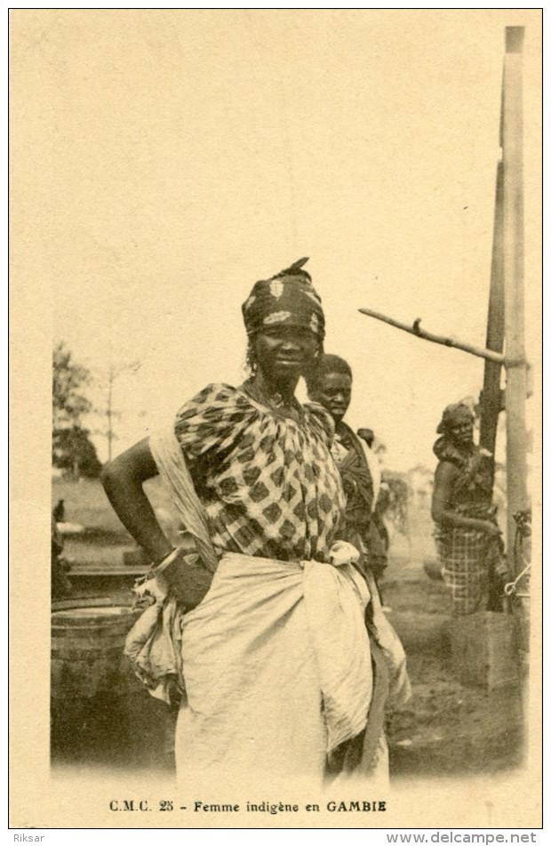GAMBIE(TYPE) - Gambie