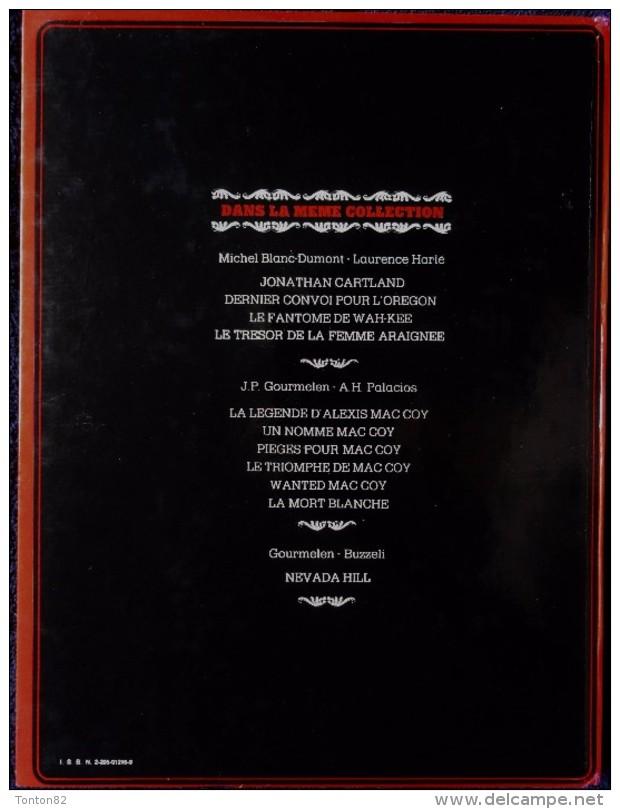 Laurence Harlé / M. Blanc-Dumont - Jonathan CARTLAND - N° 4 - Le Trésor De La Femme Araignée - Dargaud - ( E.O 1978 ) . - Jonathan Cartland