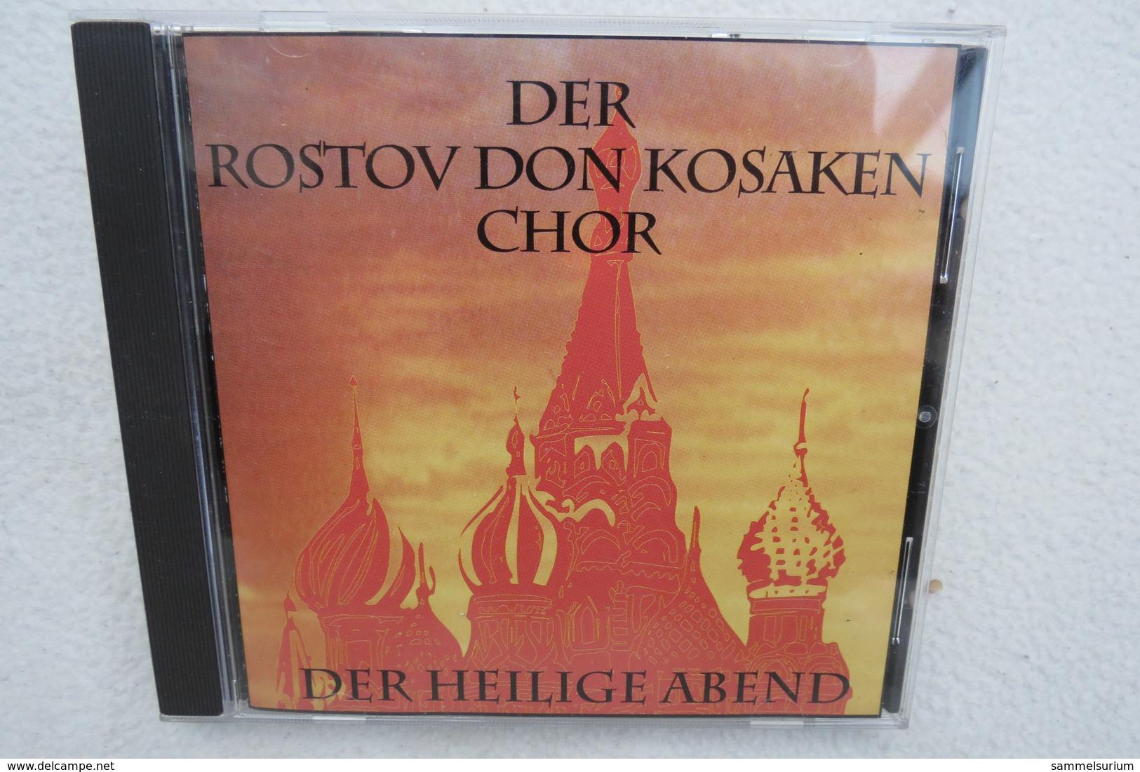 """CD """"Der Rostov Don Kosaken Chor"""" Der Heilige Abend (signiert) - Weihnachtslieder"""