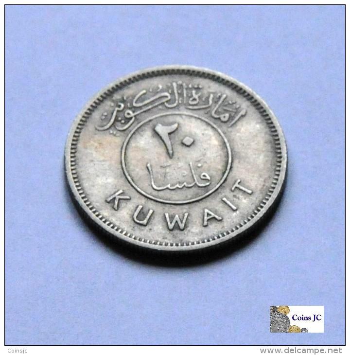 Kuwait - 10 Fils - 1961 - Kuwait