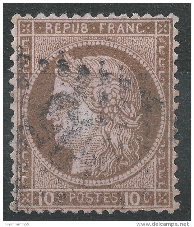 Lot N°32740   N°54, Oblit GC - 1871-1875 Cérès