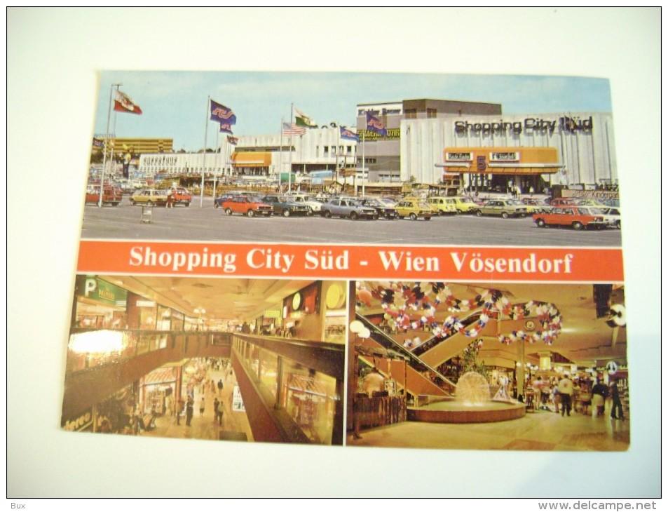 Shopping City Süd Wien Vösendorf   VIENNA  Vienne  NON VIAGGIATA  COME DA FOTO - Negozi
