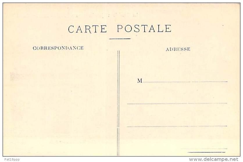 PARIS - INONDATIONS 1910 - Crue De La Seine : Le Pont Royal - CPA Colorisée - - De Overstroming Van 1910