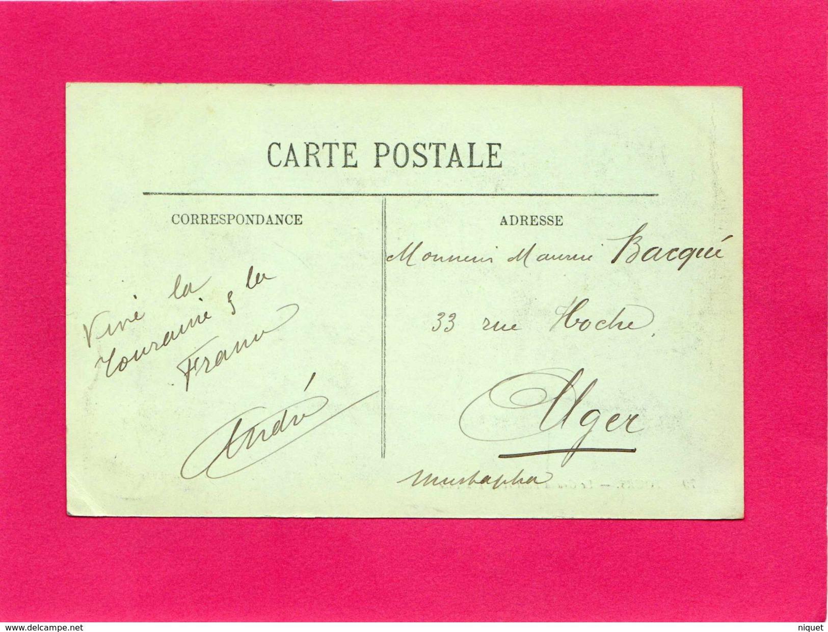 37 INDRE ET LOIRE, TOURS, Le Grand Pont Et La Tranchée, Animée, Tramways, 1911, (L. L.) - Tours