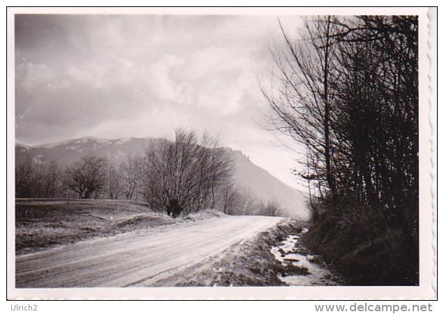 Foto Jalta - Straße Im Jaila-Gebirge - Krim - 1941 - 8*5,5cm (25785) - Orte