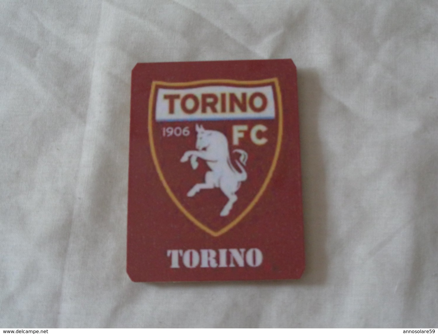 SCUDETTO TORINO F.C. CALCIO - MAGNETI, CALAMITA - LEGGI - Sport