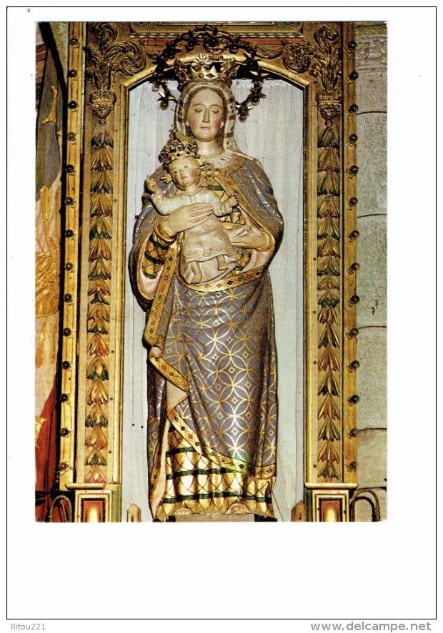 29 - Meilars Confort - PONT-CROIX - Notre-Dame De Confort - Statue Femme Enfant - - Vergine Maria E Madonne