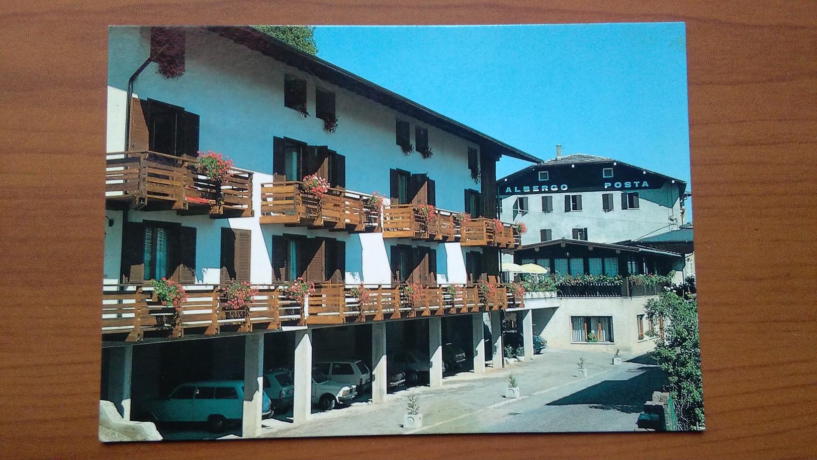 Montagnaga Di Pine' - Albergo Ristorante Posta - Trento