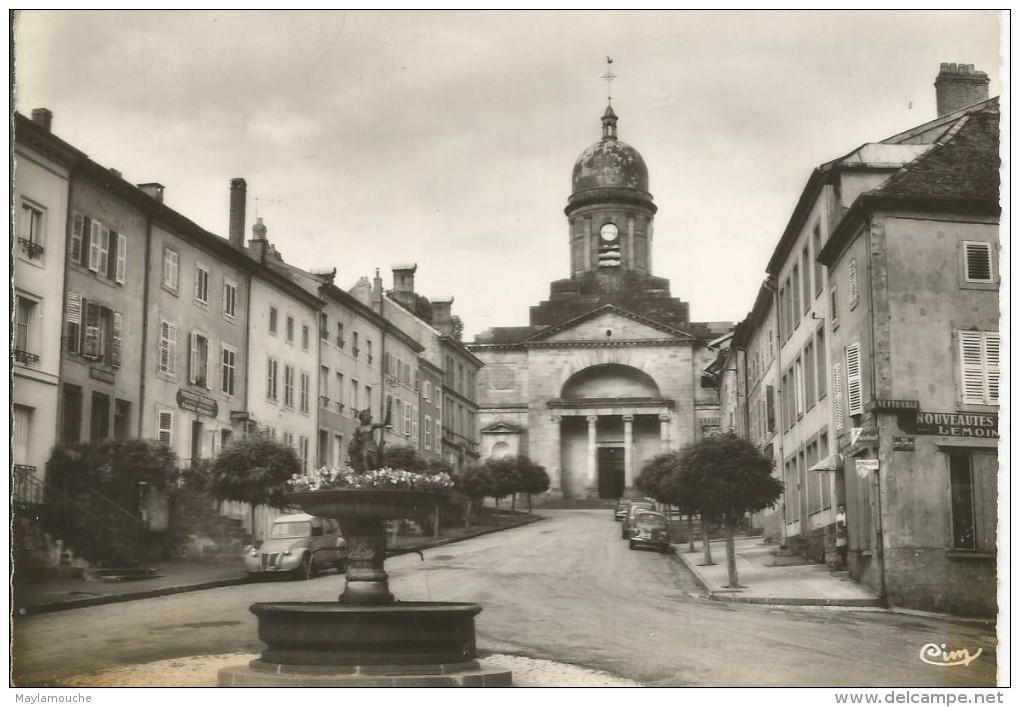 Badonviller - France