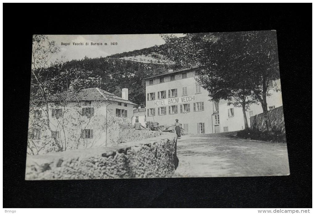 18-Bagni Vecchi Di Bormio M. 1410 / Animato - Italia