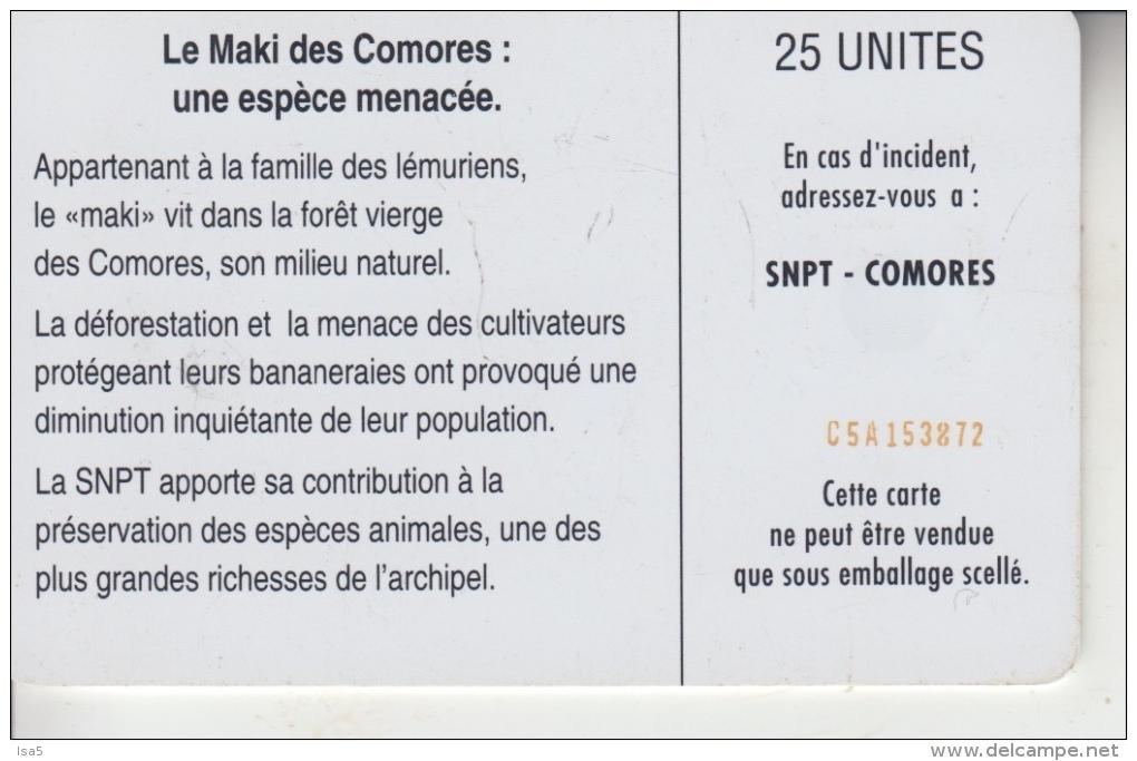 COMORES - - Comores