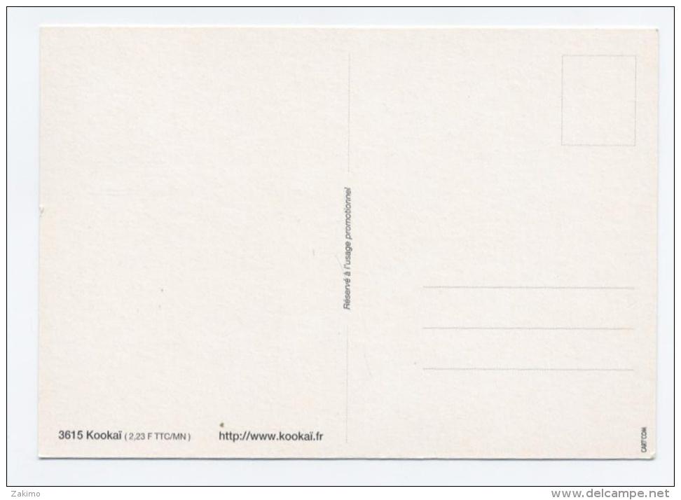 Pub -kookai -RECTO/VERSO-C67 - Werbepostkarten