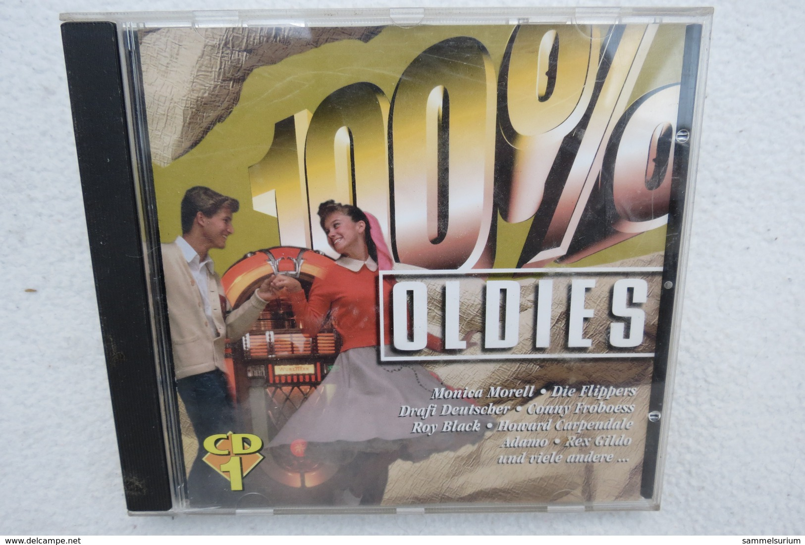 "CD ""100% Oldies"" CD 1 - Sonstige - Deutsche Musik"