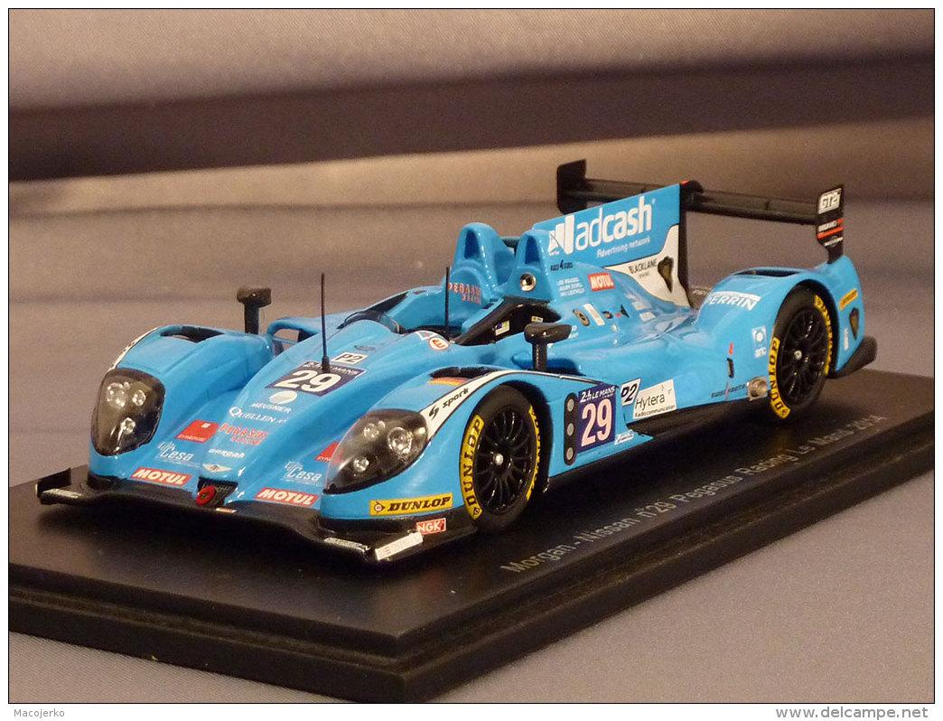 Spark 4213, Morgan Nissan #29 Pegasus Racing, Le Mans 2014, Schell - Leutwiler - Roussel, 1:43 - Spark