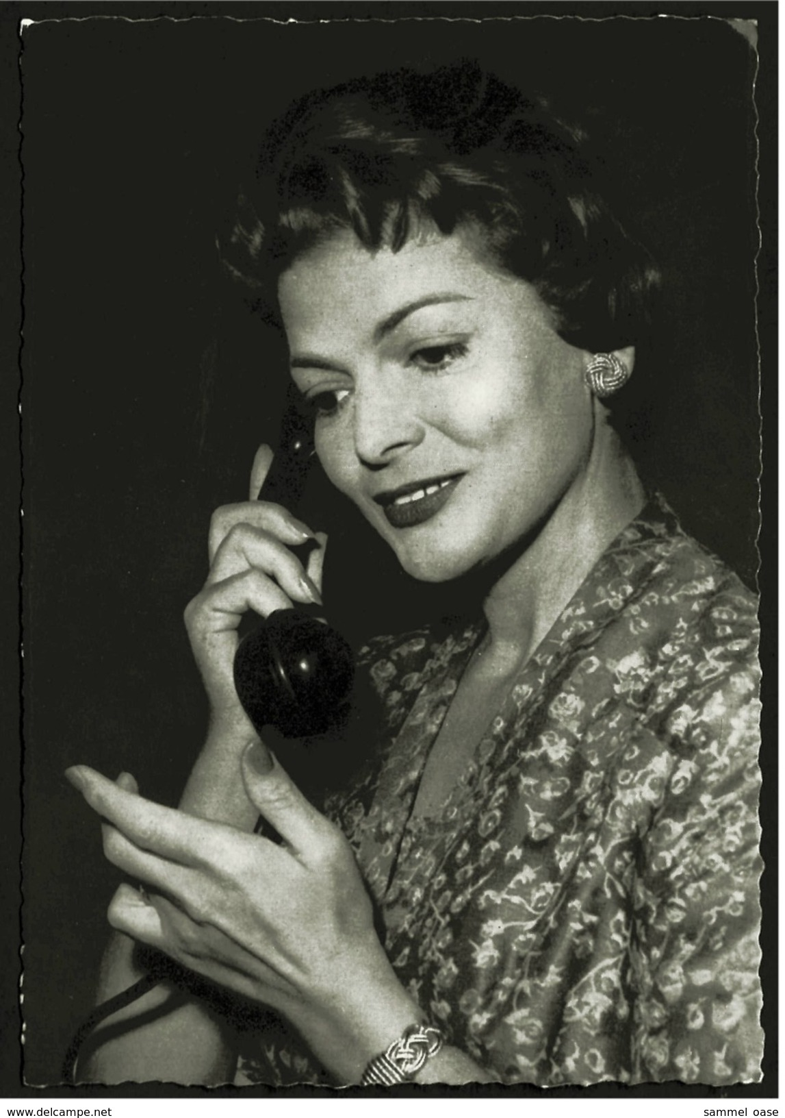 Musiker Foto  -  Lys Assia  -  Ca. 1960    (82) - Fotos
