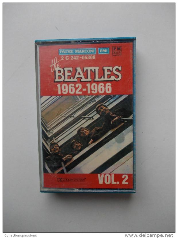 - THE BEATLES - 1962-1966 - - Audiokassetten