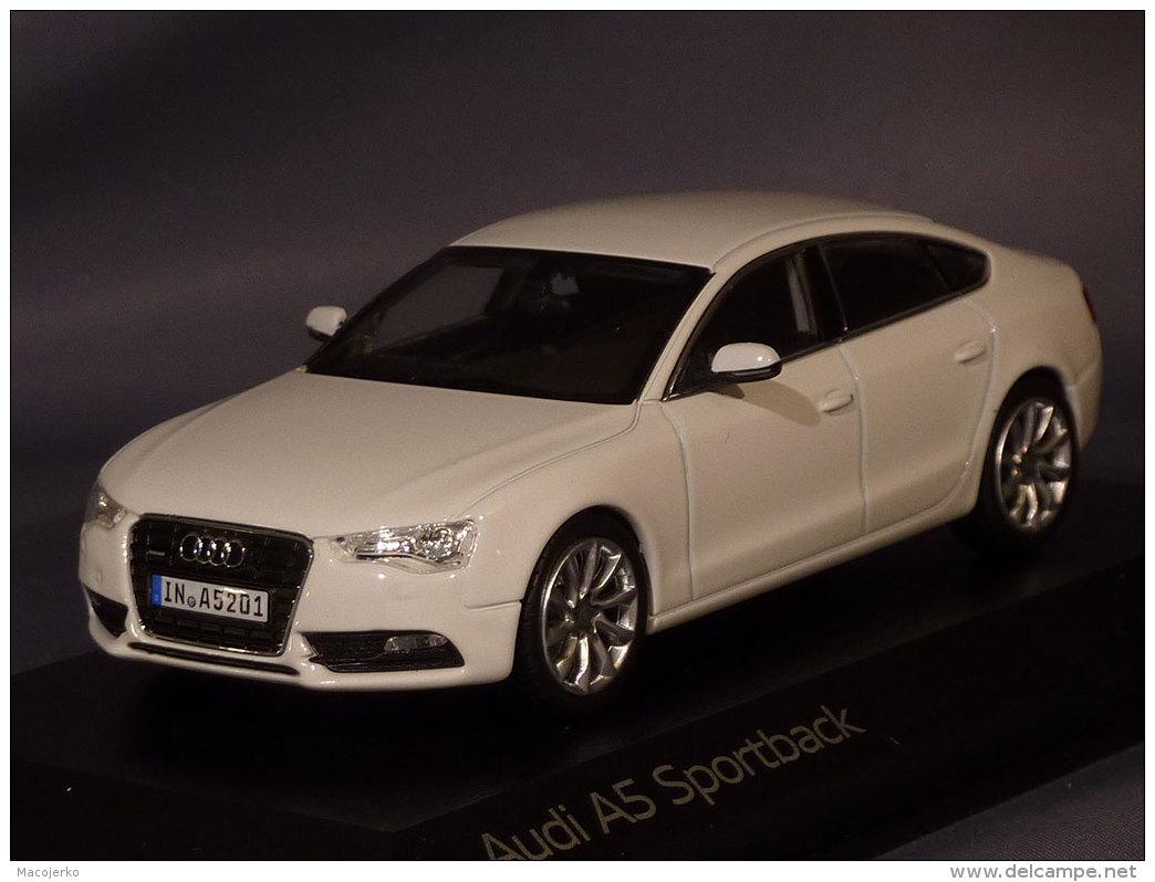 Norev 501.11.050.13, Audi A5 Sportback, 2009, 1:43 - Norev