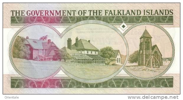 FALKLAND ISLANDS P. 14a 10 P 1986 UNC - Falkland