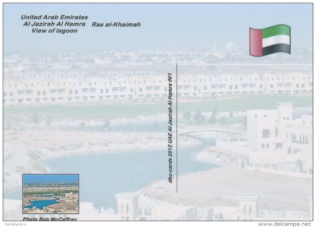 EMIRADOS ARABES UNIDOS, RAS AL-KHAIMAH,   AL JAZIRAH AL HAMRA  [18385] - Ver. Arab. Emirate