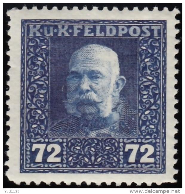 AUSTRIA - Scott #M40 Emperor Franz Josef / Mint H Stamp - Österreich