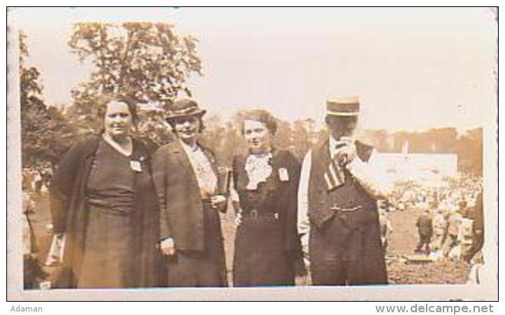 Photo        22        Fête De La Paix Parc-St Cloud 1936 ( 6,5X11 ) - Lieux