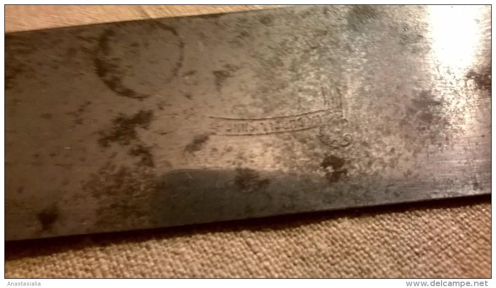 Ancien Couteau De Service - LA DUROLIENNE - Couteaux