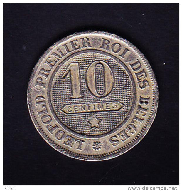BELGIUM MORIN CAT N° 134 SUP 1862  (A62) - 1831-1865: Léopold I