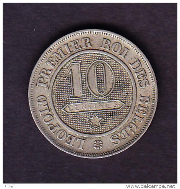 BELGIUM MORIN CAT N° 136 SUP+ 1864  (A63) - 1831-1865: Léopold I