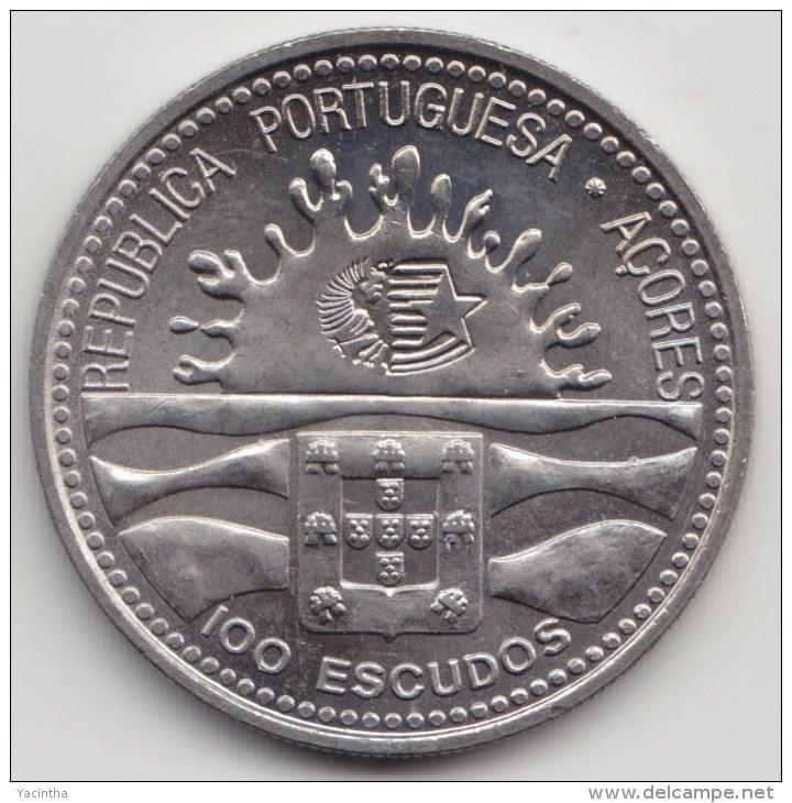 @Y@    Azoren   100 Escudos  1995   (4068) - Açores