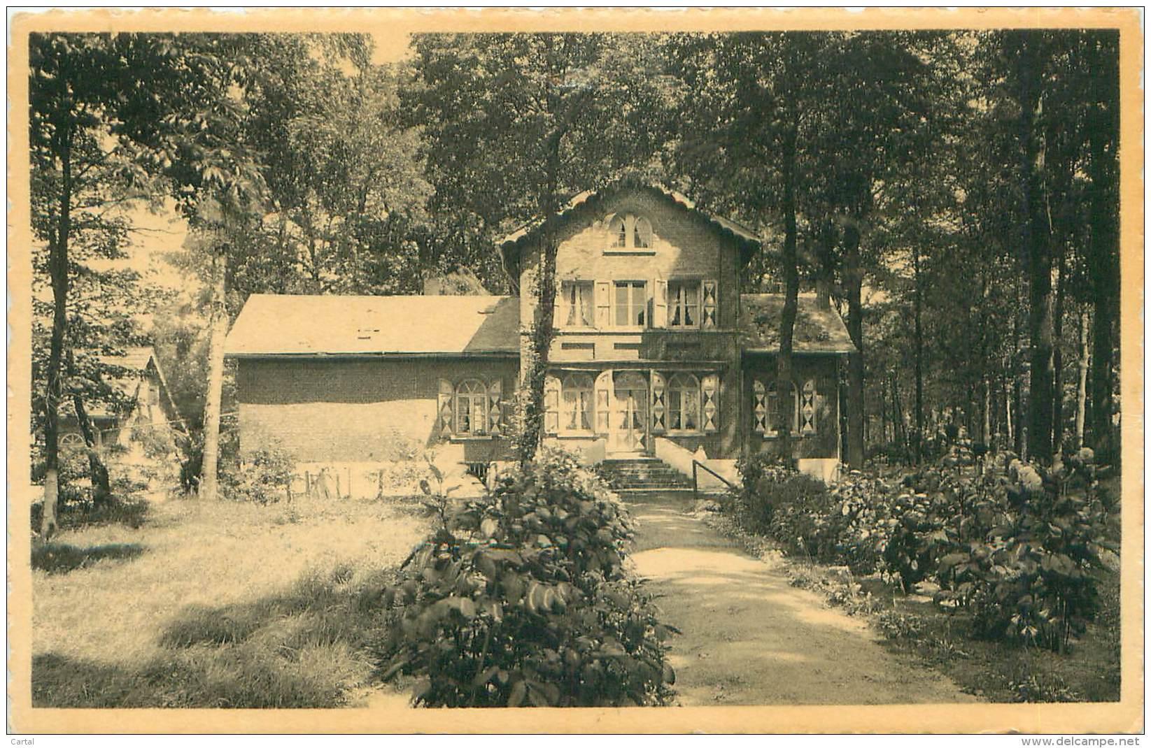 "POPPEL - Villa ""Pannenhoef"" - Ravels"