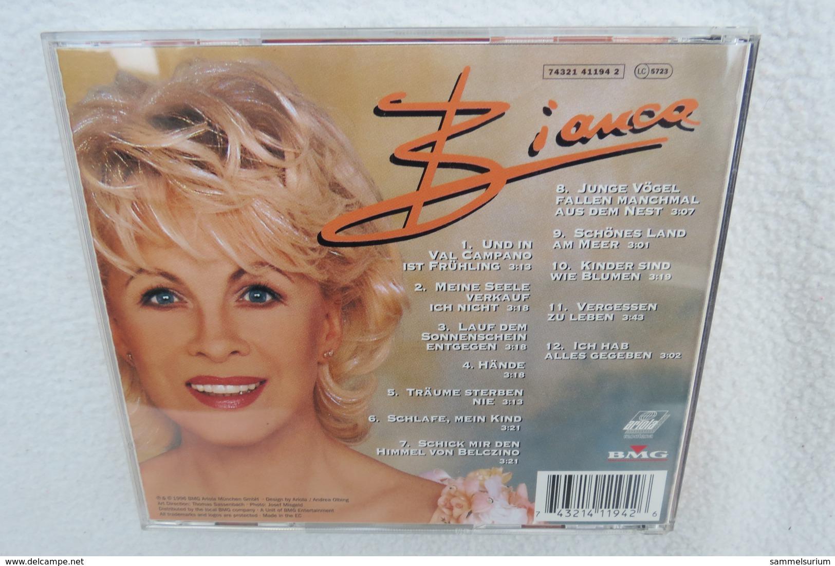 """CD """"Bianca"""" Meine Seele Verkauf Ich Nicht - Sonstige - Deutsche Musik"""
