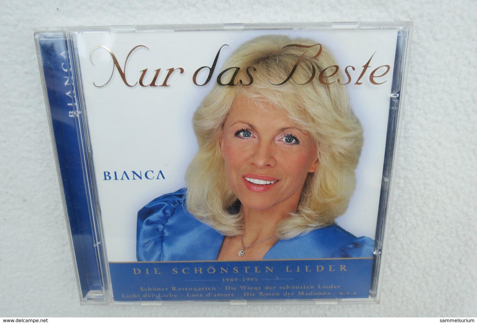 """CD """"Bianca"""" Nur Das Beste, Die Schönsten Lieder - Sonstige - Deutsche Musik"""