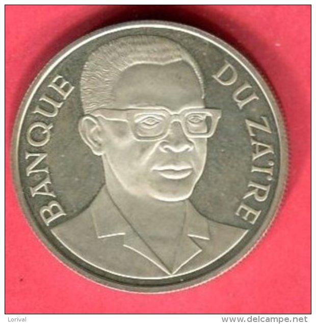 § 2;50 GORILLE  ( KM 9) TTB+ 42 - Zaire (1971-97)
