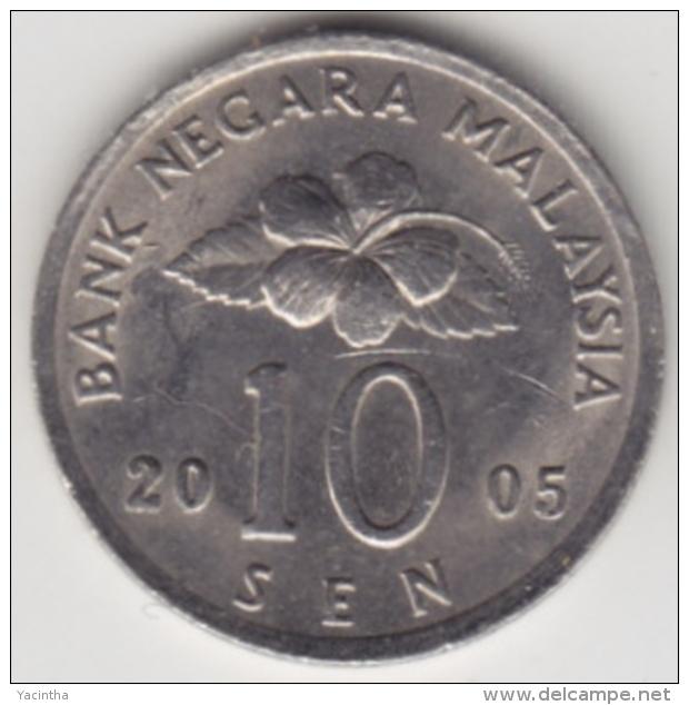 @Y@   Maleisië     10  Sen   2005     (4151) - Malaysie