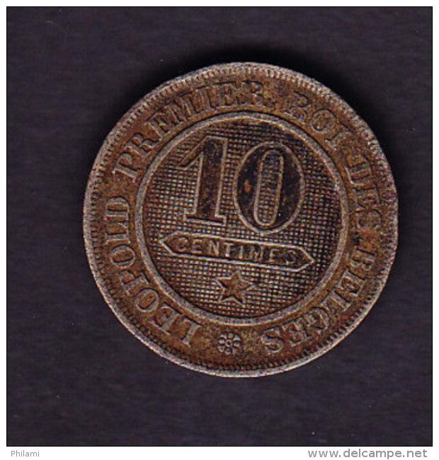 BELGIQUE MORIN N° 136 1864 SUP. (SP2) - 1831-1865: Léopold I