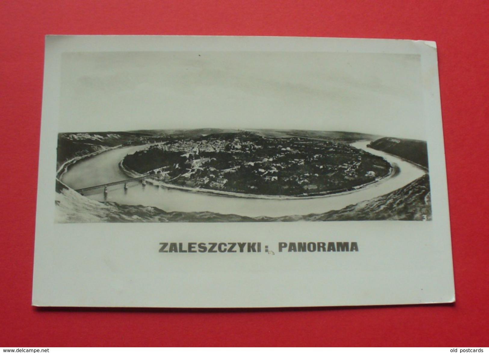 Zalischyky (Zaleszczyki) - Ca. 1930 - Ukraine --- Zalishchyky , Ukraina --- 193 - Ukraine