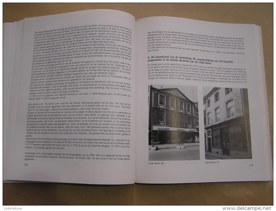 SINT TRUIDEN IN DE 18 DE EEUW Régionaal Geschiedenis Provincie Limburg Saint Trond Régionalisme - Histoire