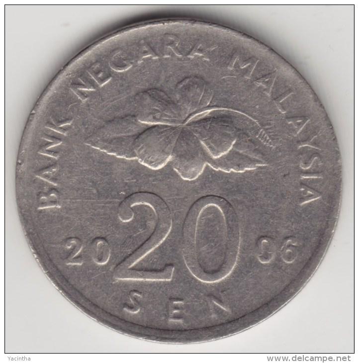 @Y@   Maleisie  20 Sen  2006  (4216) - Malaysie