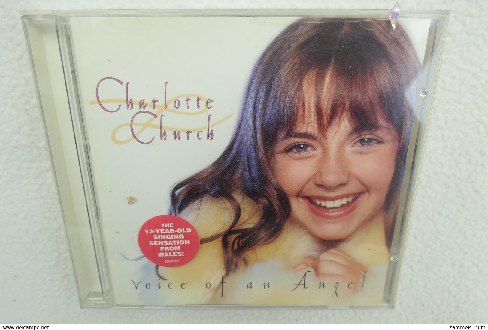 """CD """"Charlotte Church"""" Voice Of An Angel - Sonstige - Englische Musik"""