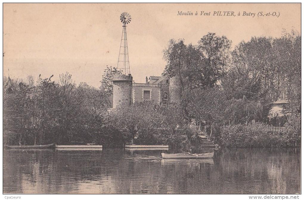 BUTRY  ( 95 ) Moulin à Vent PILTER - Butry