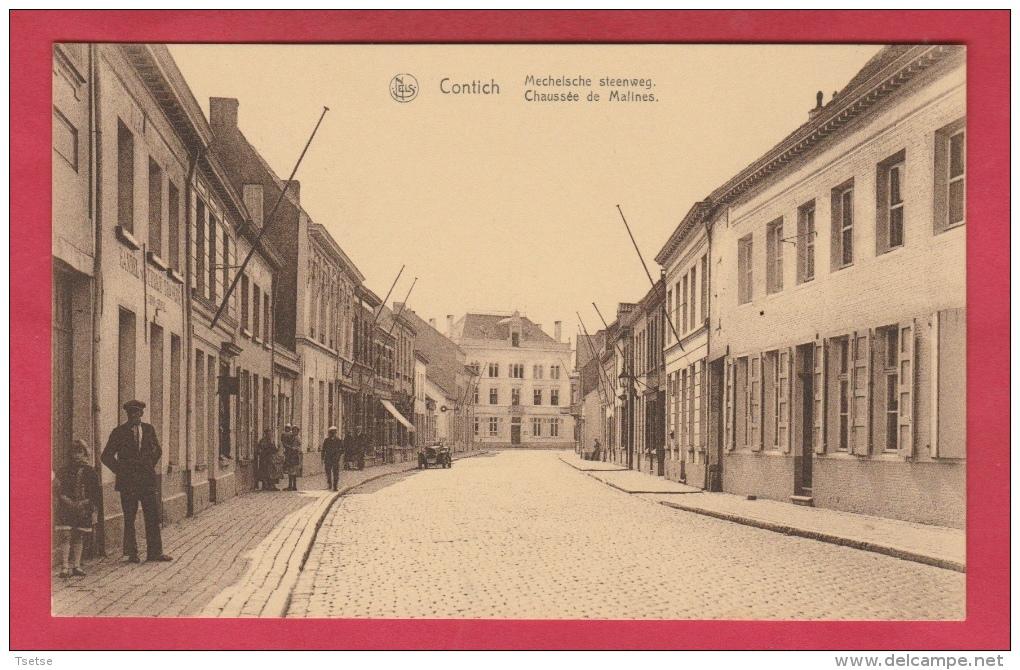 Kontich - Mechelsche Steenweg - 2  ( Verso Zien ) - Kontich
