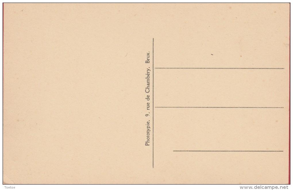 Casteau - Vue Prise Près De La Ferme Halin ( Voir Verso ) - Soignies