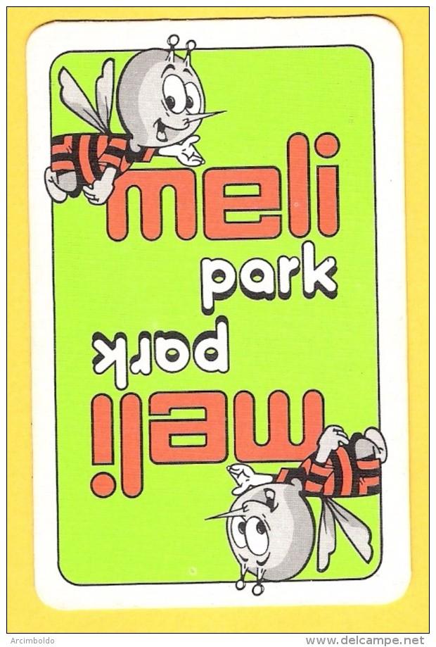 Dos De Carte : Meli - Parc D'attraction, Abeille, Miel, Ruche - Kartenspiele (traditionell)