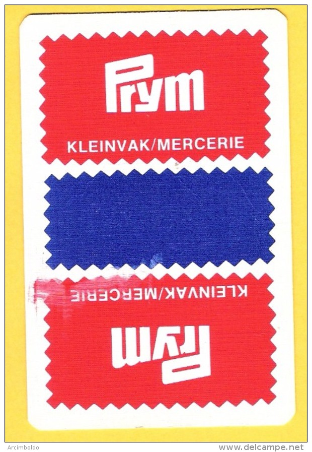 Dos De Carte : Prym Mercerie Kleinvak - Playing Cards (classic)