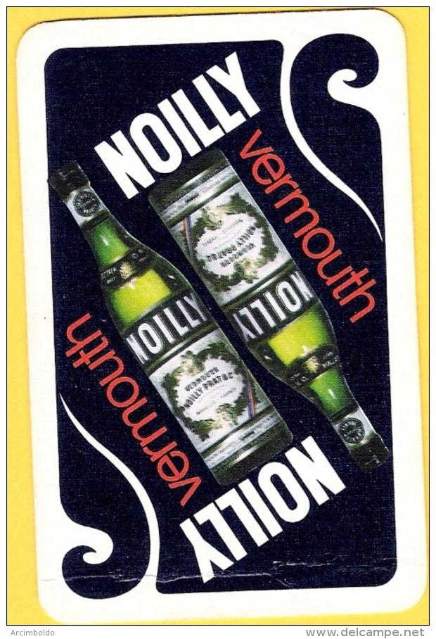 Dos De Carte : Noilly Vermouth Apéro Spiritueux - Kartenspiele (traditionell)